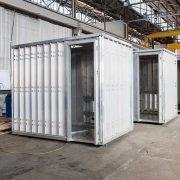 BUILDOM ™ bathroom pods offer a range of ready built, prefabricated pods