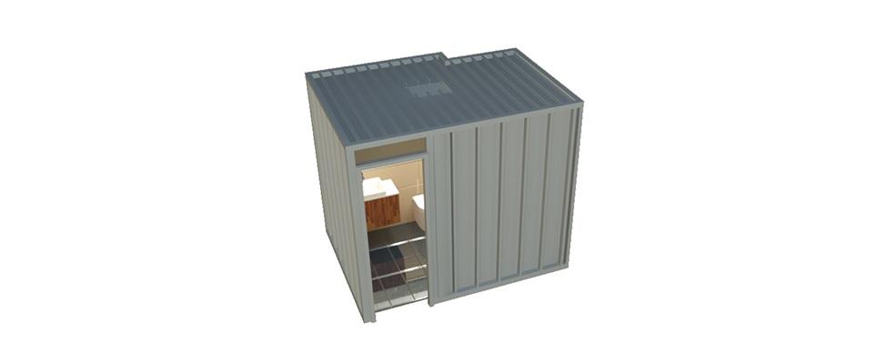BUILDOM ™ Pod Building Systems