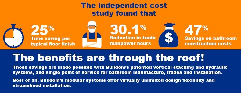 Next Generation Bathroom Modules - Cost Savings